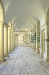 Fototapeta mediterranean sąd kolumn