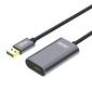 Unitek Przedłużacz USB 2.0 5m AM-AF, PREMIUM Y-271