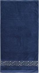 Ręcznik bory niebieski 70 x 140 cm