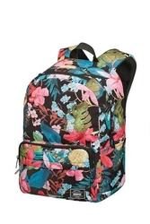 Plecak american tourister urban groove lifestyle kwiaty - black