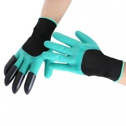 Rękawice do ogrodu – z pazurkami