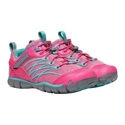 Buty trekkingowe dziecięce keen chandler cnx - różowy