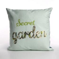 Poduszka dekoracyjna altom design secret garden dekoracja i 40 x 40 cm