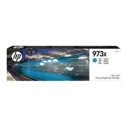 Tusz Oryginalny HP 973X F6T81AE Błękitny - DARMOWA DOSTAWA w 24h