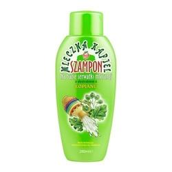 Nami szampon mleczna kąpiel na bazie serwatki mlecznej z ekstraktem z łopianu 280ml