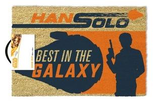 Solo a star wars story best in the galaxy - wycieraczka