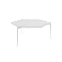 Zuiver :: stolik kawowy montell biały