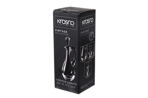 Krosno vintage karafka do likieru 250 ml