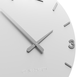 Zegar ścienny smarty calleadesign czarny 10-204-05