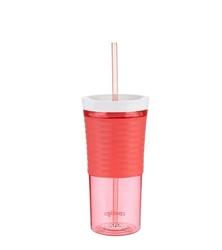 Shaker Contigo ShakeGo do mrożonej kawy, koktaili 540 ml - watermelon - Różowy