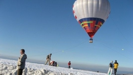 Lot balonem dla dwojga - warszawa