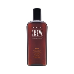 American crew classic - 3w1 męski szampon żel pod prysznic i odżywka w jednym 250 ml