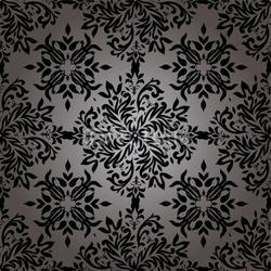 Obraz na płótnie canvas czteroczęściowy tetraptyk streszczenie powtórzyć kwiatowy