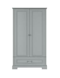 Szafa 2-drzwiowa tall ines gray, wysoka, bellamy