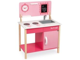 Mademoiselle drewniana różowa kuchnia