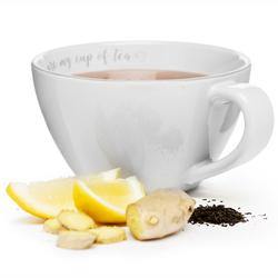 Filiżanka do herbaty 0,7 l, biała Tea Sagaform
