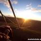 Lot motolotnią - mazury - 10 minut
