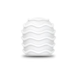 Nakładka na masażer - le wand spiral texture cover spirale