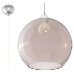 Sollux - lampa wisząca marco - szara