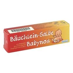 Babynos maść na brzuszek dla dzieci