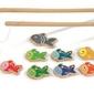 Zestaw magnetyczny janod - rybki