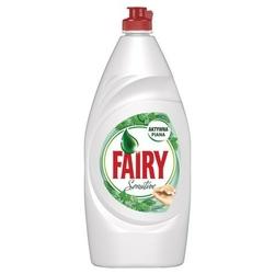 Fairy, sensitive, teatreemint, płyn do mycia naczyń, 900 ml