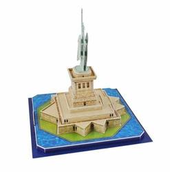Puzzle 3D Statua Wolności