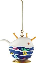 Bombka bianca, la balena buona