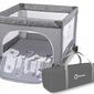Lionelo sofie grey scandi kojec dla dziecka