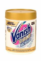 Vanish Oxi Action Gold White, odplamiacz w proszku do tkanin białych, 300g