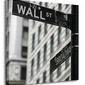 Wall street - obraz na płótnie