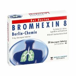 Bromhexin 8 Berlin Chemie Drag.