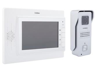 Wideodomofon vidos m320ws6s - możliwość montażu - zadzwoń: 34 333 57 04 - 37 sklepów w całej polsce