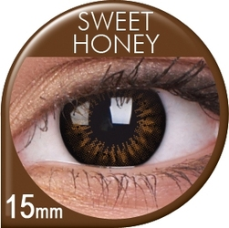 Big Eyes Sweet Honey