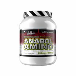 HI-TEC Amino Anabol PROFESSIONAL - 200caps