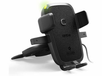 Uchwyt samochodowy iOttie Easy One Touch CD z ładowarka QI