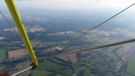 Lot motolotnią - gliwice - 20 minut
