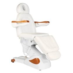 Fotel kosmetyczny elektr.  eclipse 3 siln. ivory