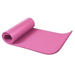 Mata do jogi 190x60x1,5 cm różowa