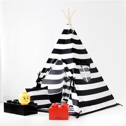 Namiot tipi dla dziecka lego - zestaw