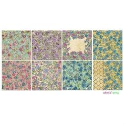 Ozdobne papiery do rękodzieła - Colorful Spring - COSP