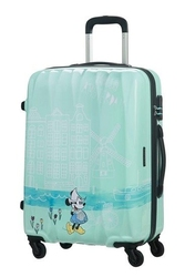 Walizka american tourister disney legends 65 cm - multikolor