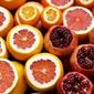 Fototapeta granaty i pomarańcze fp 1057