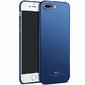 Etui MSVII Thin Case do Apple iPhone 8 Plus Granatowe - Granatowy