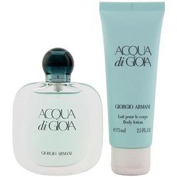 Zestaw giorgio armani acqua di gioia perfumy damskie - woda perfumowana 100ml + balsam 75ml