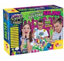 Laboratorium Doktora Szlama - Crazy Science Doktor Szlam