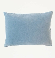 Urban Nature Culture :: UNC poduszka Vintage velvet niebieska