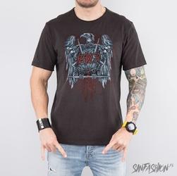 Koszulka amplified - slayer metal eagle