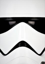 Face it star wars gwiezdne wojny - new order trooper - plakat wymiar do wyboru: 40x50 cm