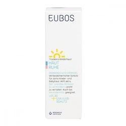Eubos krem-żel do opalania dla dzieci z filtrem spf 30